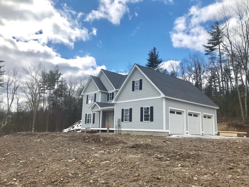 Newly Constructed Home in Brookline NH