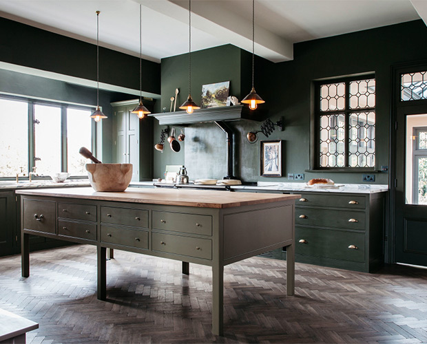 top 4 kitchen design trends in new homes  beote construction